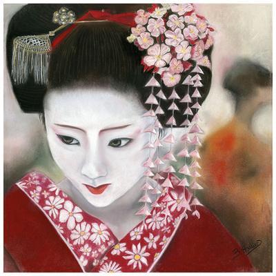 Geisha Rouge a Gauche