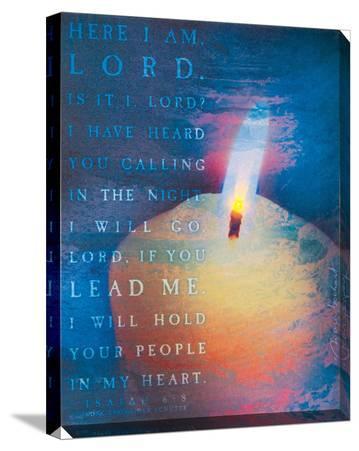 Here I Am (Isiah 6:8)