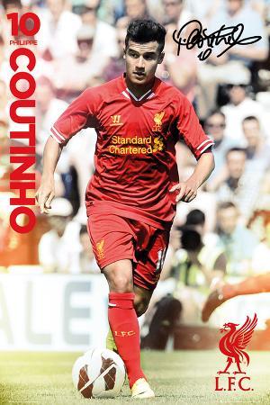Liverpool - Coutinho 2013/2014