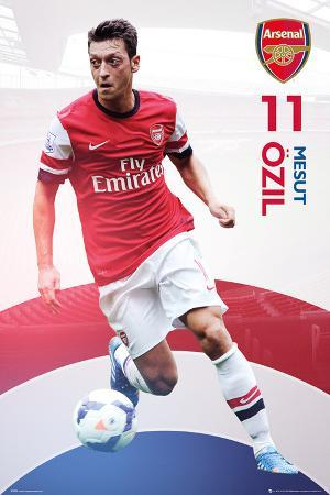 Arsenal - Ozil 2013/2014