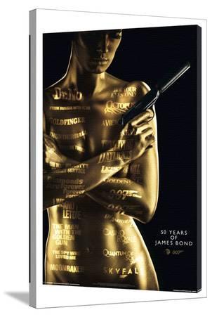 James Bond - 50th Anniversary