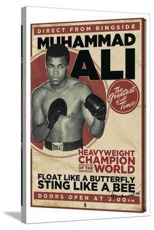 Muhammed Ali - Vintage