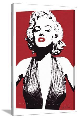 Marilyn Monroe - Red