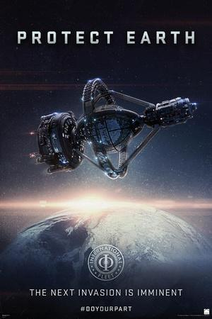 Ender's Game - Protect Earth