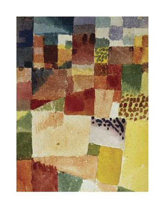 Motif from Hammamet, 1914 (No 48)