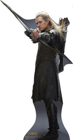 Legolas - The Hobbit The Desolation of Smaug Movie Lifesize Standup