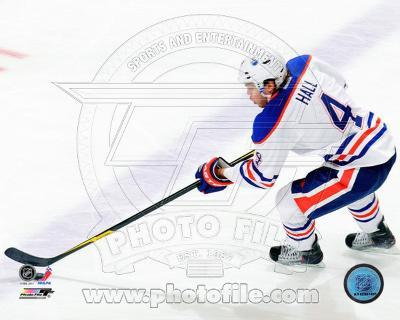 Taylor Hall 2011-12 Action