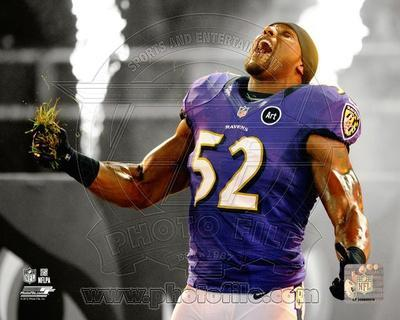 Ray Lewis 2012 Spotlight Action Photo At Allposters Com