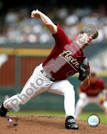 Roy Oswalt - 2005 Pitching Action