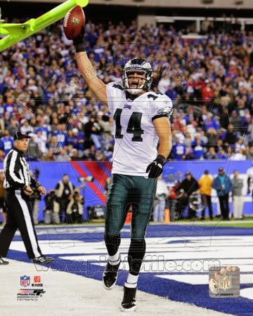 Riley Cooper 2011 Action