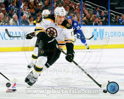 Milan Lucic 2011-12 Action