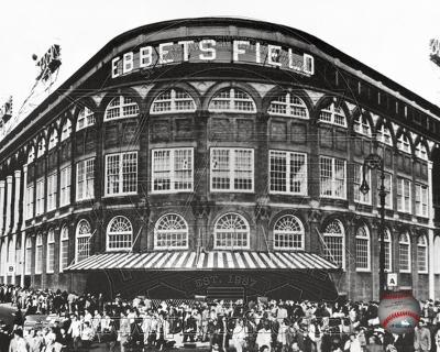 MLB Ebbets Field - Outside #2