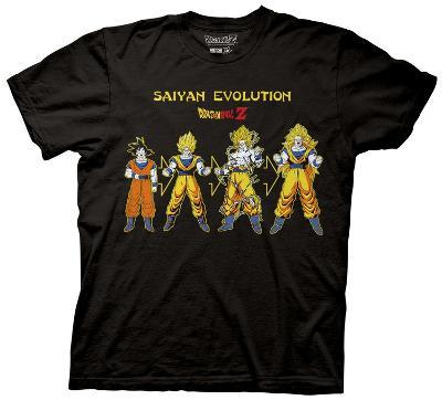 Dragonball Z - Goku Saiyan Evolution