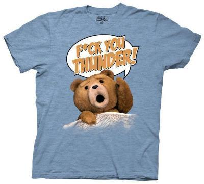 Ted - Fuck You Thunder