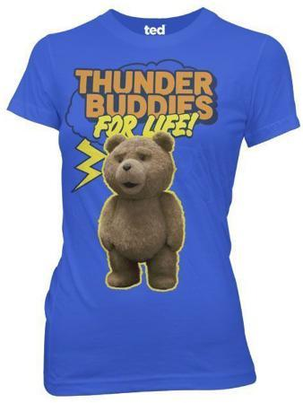 Juniors: Ted - Thunder Buddies For Life