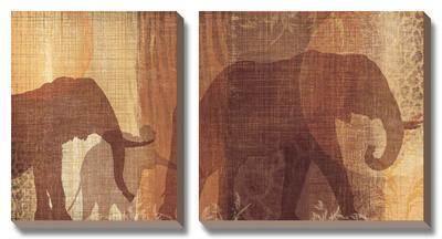 Safari Silhouette IV