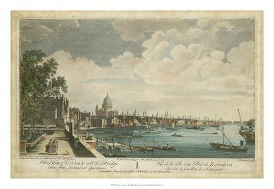West View of London