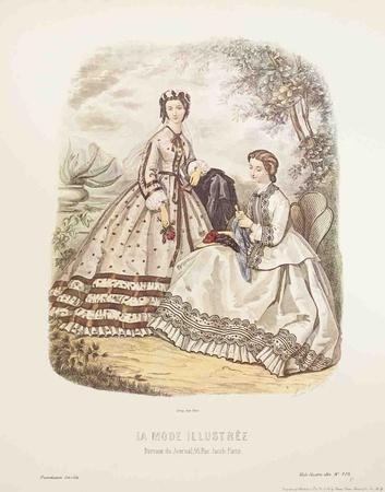La Mode Illustree No. 226