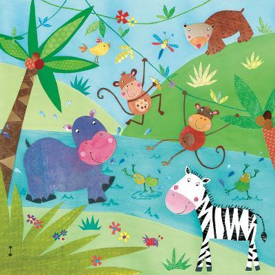 Jungle Friends I