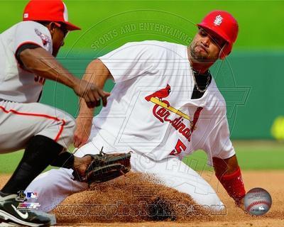 St Louis Cardinals - Albert Pujols Photo