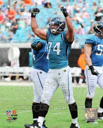 Jacksonville Jaguars - Aaron Kampman Photo