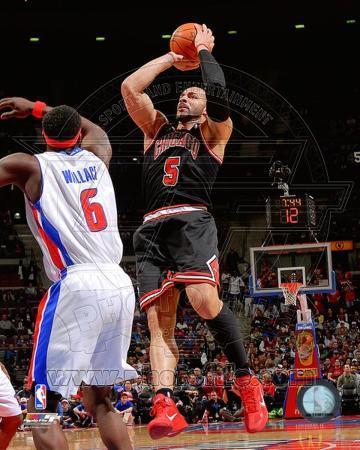 Chicago Bulls - Carlos Boozer Photo