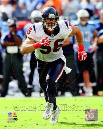 Houston Texans - Brian Cushing Photo