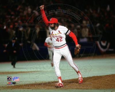 St Louis Cardinals - Bruce Sutter Photo