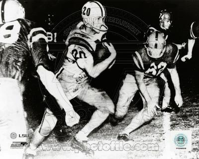LSU Tigers - Billy Cannon Photo