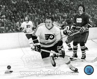 Philadelphia Flyers - Bill Barber Photo