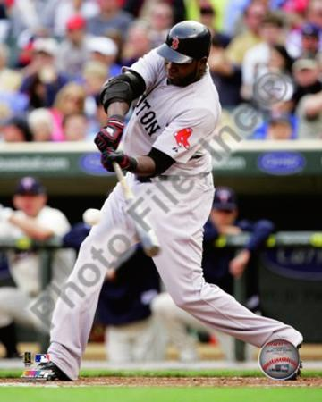 Boston Red Sox - David Ortiz Photo