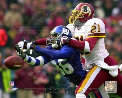 Washington Redskins - Deion Sanders Photo