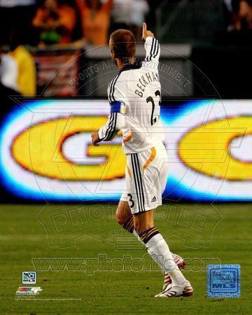 L.A. Galaxy - David Beckham Photo