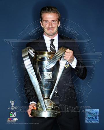 L.A. Galaxy - David Beckham Photo