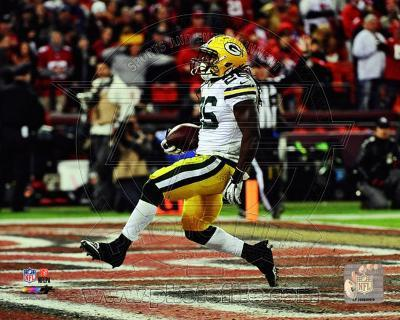 Green Bay Packers - DuJuan Harris Photo