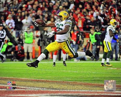 Green Bay Packers - DuJuan Harris Photo
