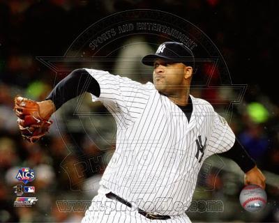 New York Yankees - CC Sabathia Photo