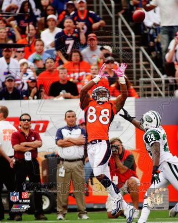 Denver Broncos - Demaryius Thomas Photo