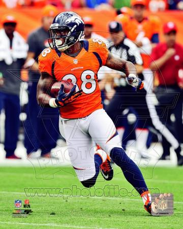 Denver Broncos - Demaryius Thomas Photo