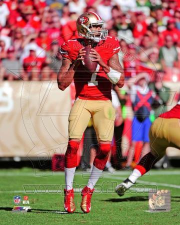 San Francisco 49ers - Colin Kaepernick Photo