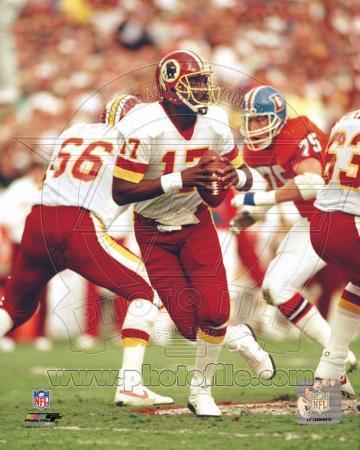 Washington Redskins - Doug Williams Photo
