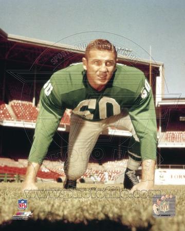 Philadelphia Eagles - Chuck Bednarik Photo