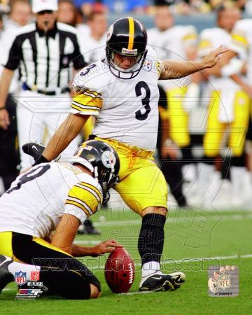 Pittsburgh Steelers - Jeff Reed Photo
