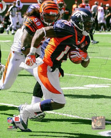 Denver Broncos - Eddie Royal Photo