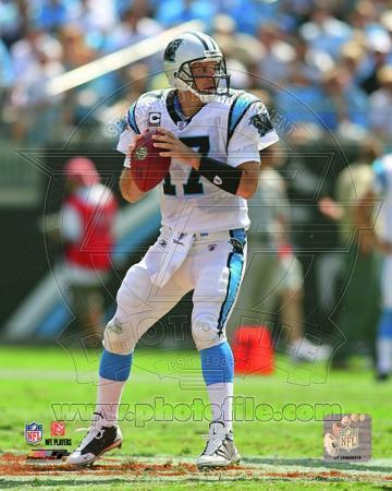 Carolina Panthers - Jake Delhomme Photo
