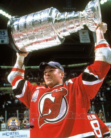New Jersey Devils - Jason Arnott Photo
