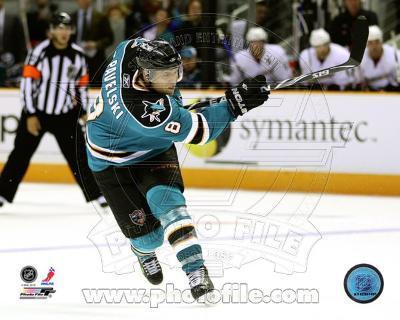 San Jose Sharks - Joe Pavelski Photo