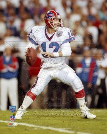 Buffalo Bills - Jim Kelly Photo