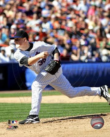 New York Mets - Joe Smith Photo