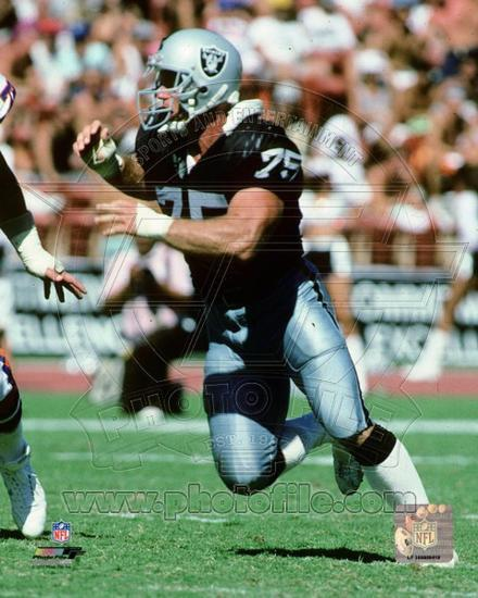 Oakland Raiders Howie Long Photo Photo At Allposters Com